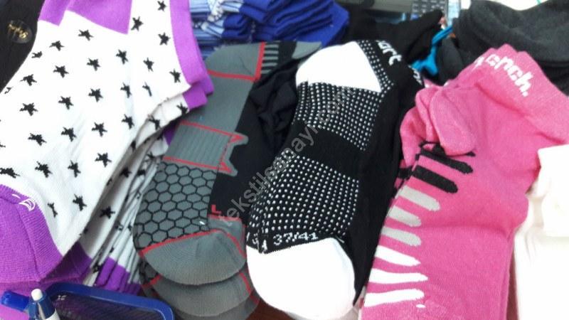0.70 Kuruştan Başlayan Fiyatlarla Çoraplar