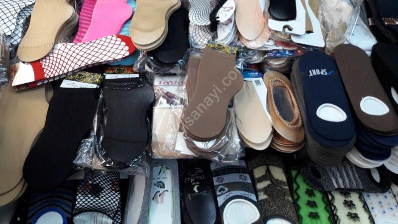 0.70 Kuruştan başlayan fiyatlarla kaliteli çorapla