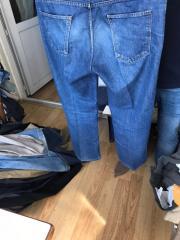 2.El Kot pantolonlar Adetli birçok model ve renk
