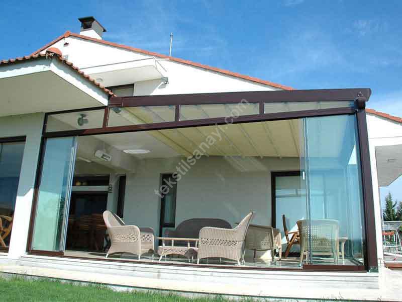 Balkon ve Teraslar İçin Tente