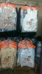 Birinci Kalite Çocuk Gömlekleri 42.000 Adet 5 Lira