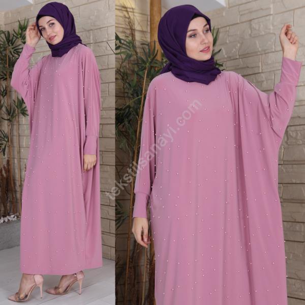 Birinci Kalite Yarasa Kol Bayan Elbiseleri 40 TL