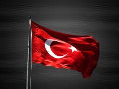 Farklı Boyutlarda Türk Bayrağı