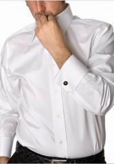 İhraç Fazlası Erkek Beyaz Gömlek 850 Adet 8 Lira