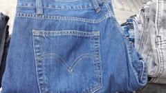 İhraç Fazlası Erkek Kot Pantolonlar