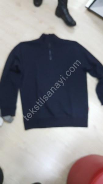 İhraç Fazlası Toptan İki İplik Sweatshirt