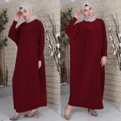 İncili Yarasa Kol Bayan Elbiseleri 40 TL