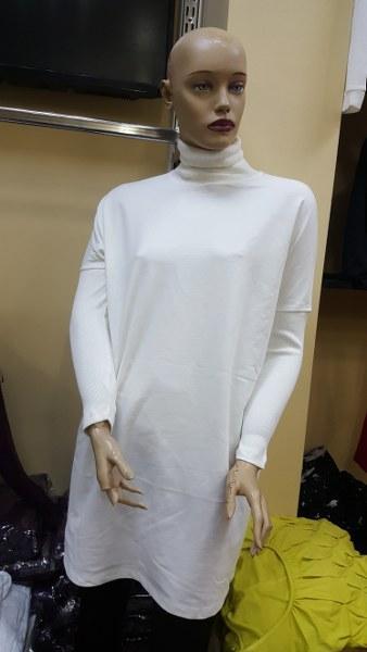 Kaliteli, Ucuz, İhraç Fazlası Bayan Elbise