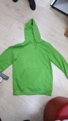 Kapşonlu İhraç Fazlası Toptan Sweatshirt
