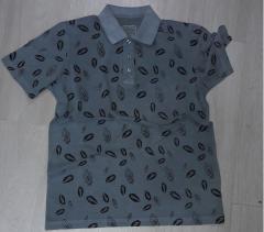 Lakos Yıkama Pano Baskı T-Shirt