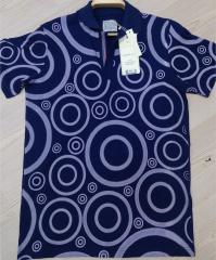 Puantiyeli Polo Yaka Lakos T-Shirt