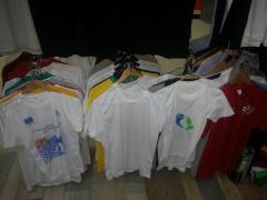 Promosyon tshirt ve V yaka tshirt toptan satış