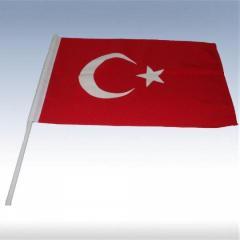 Sopalı Türk Bayrağı
