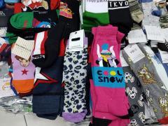 Toptan çoraplar
