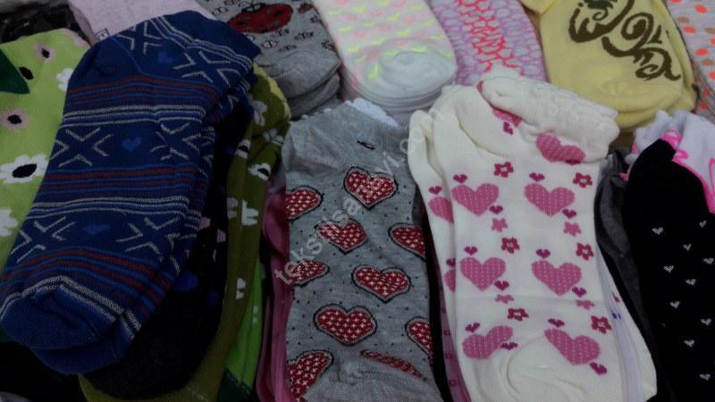 Toptan Kadın Çorapları