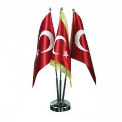 Toptan Masa Tipi Türk Bayrağı