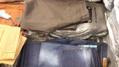 Toptan Parti Malı Kot Pantolon