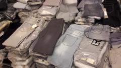 Toptan Serili İhraç Fazlası Kot Pantolonlar