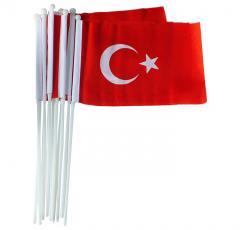 Toptan Sopalı Türk Bayrağı