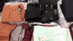 Toptan, Ucuz İhraç Fazlası Renkli Kot Pantolonlar