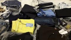 Ucuz İhraç Fazlası Renkli Toptan Kot Pantolonlar