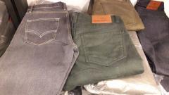 Ucuz, Toptan İhraç Fazlası Kot Pantolonlar