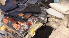 Ucuz, Toptan, Serili İhraç Fazlası Kot Pantolonlar